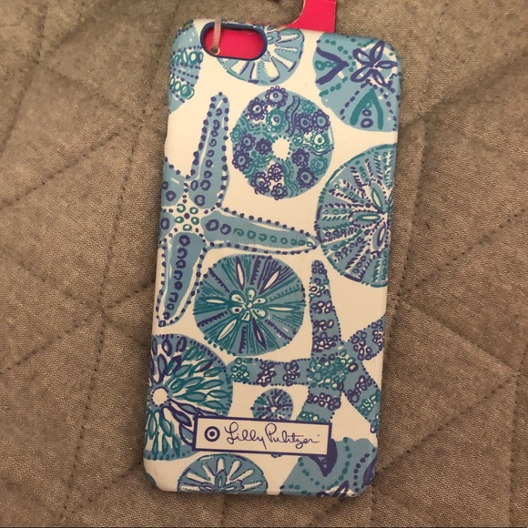 release date: 5602e d1fab Lilly Pulitzer Phone Case IPhone 6+ NWT